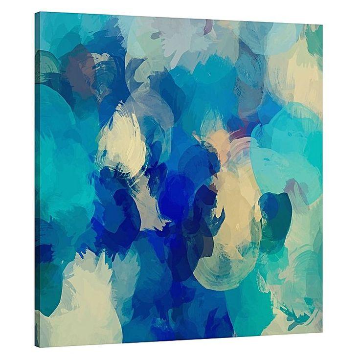 Blue Mondays Canvas Print