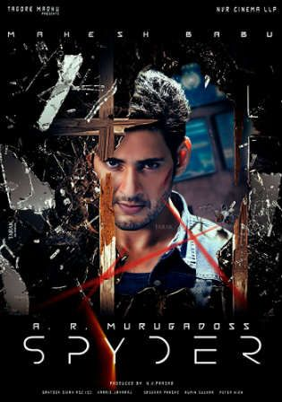 spyder full movie in hindi dubbed