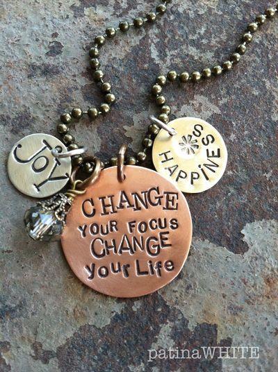 Change ur focus change ur life x