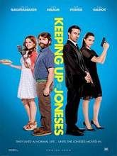 Watch Keeping Up with the Joneses (2016) DVDRip Full Movie Online Free  Directed by: Greg Mottola Written by: Michael LeSieur Starring by: Zach Galifianakis, Isla Fisher, Jon Hamm Genres: Action | Comedy Country: USA Language: English