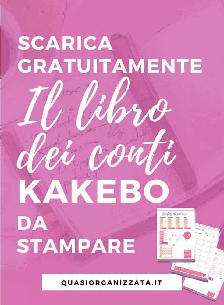 il kakebo in pdf da scaricare gratuitamente #kakebo #kakeboitaliano #spesa #risparmi