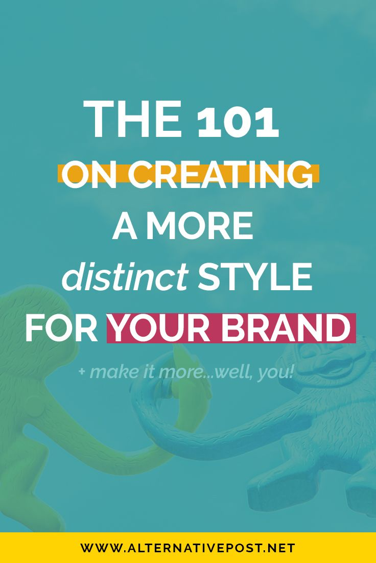 If your business = you, then your brand = you too. And here's the thing, plenty of us don't even like showing ourselves all over social media. Or admitting our true colours in our business. If you're looking for authenticity, it's high time to make your brand speak about the kind of person you are. The question is: how?