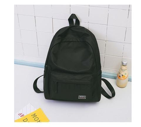 6c39879bf57e nylon Unisex backpack women school bags for girls teenagers middle ...