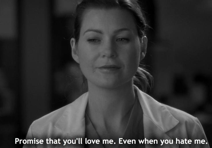 (grey's anatomy,meredith grey,love)