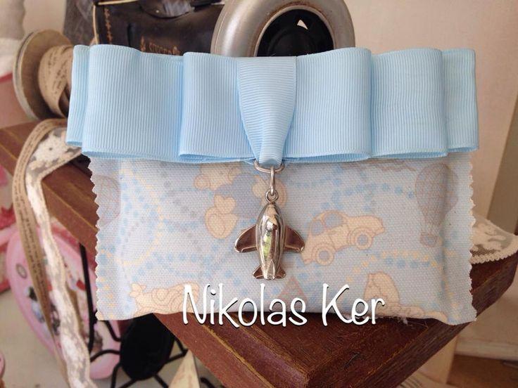 Μπομπονιέρα βάπτισης για μικρούς πιλότους!!! www.nikolas-ker.gr