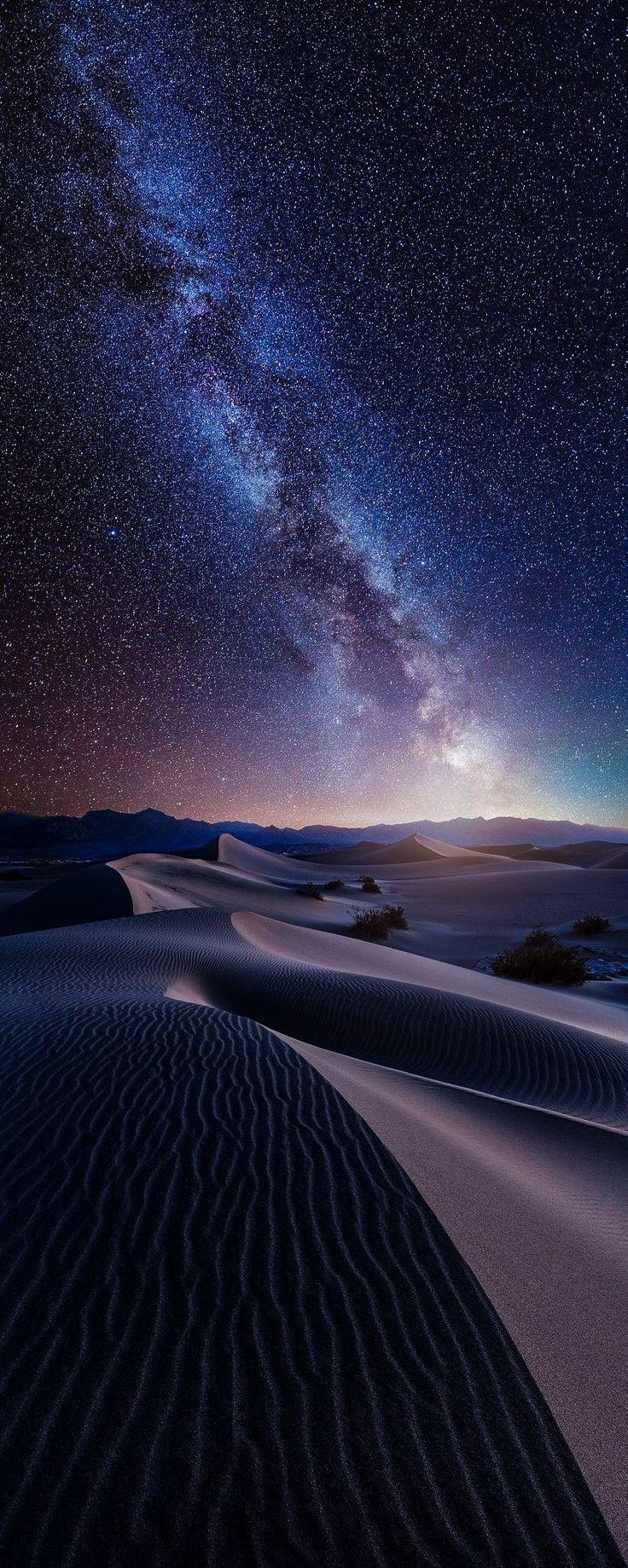 #milkyway #stars #universe #galaxy – Natur