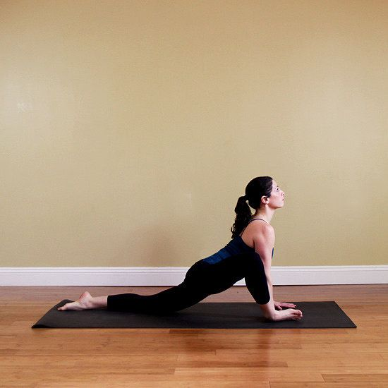 Postrun Stretching Sequence: After a run, nothing feels better than stretching out tired, overworked muscles.