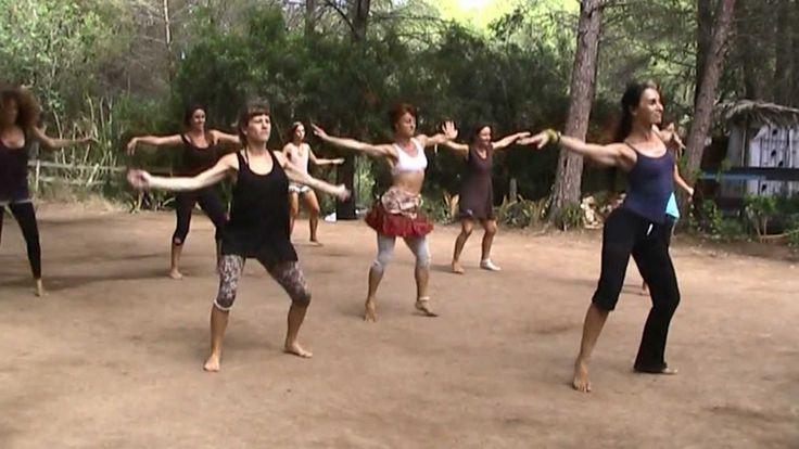 danza africana  // Cristina Rosa // ibiza-2010