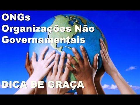 ONGs Organizações Não Governamentais DICA DE GRAÇA