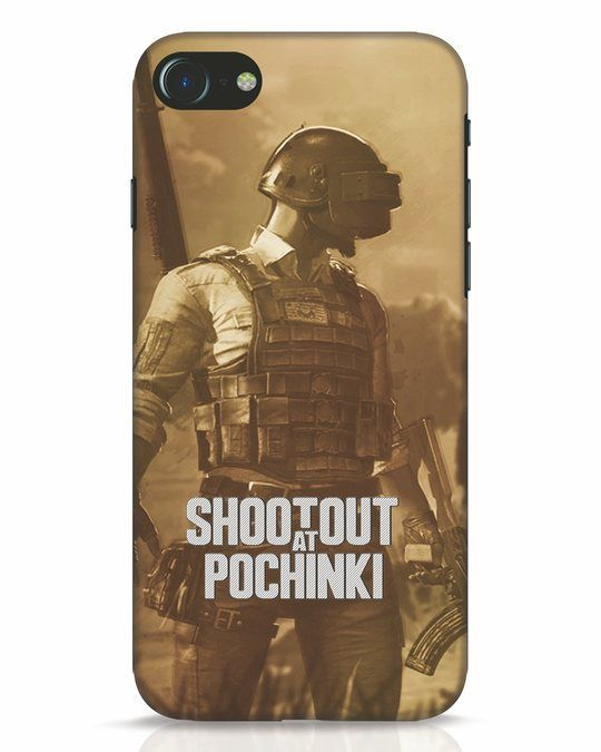 separation shoes 5f6c8 48d15 Shoot Out At Pochinki iPhone 7 Mobile Cover | IPhone 7 Cover Designs ...