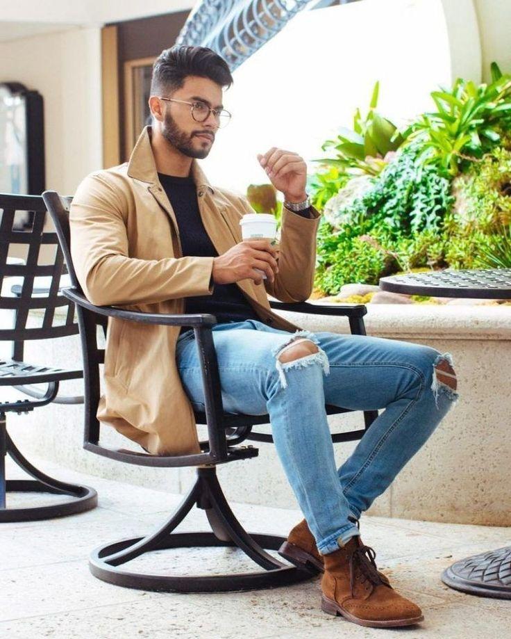 40+ erstaunliche Outfit-Ideen für Männer Style