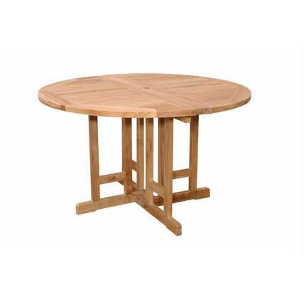 Butterfly 47-inch Round Folding Table