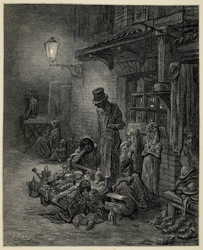 Charles Dickens died June 9 Edwin Drood mystery pictures London | New Republic