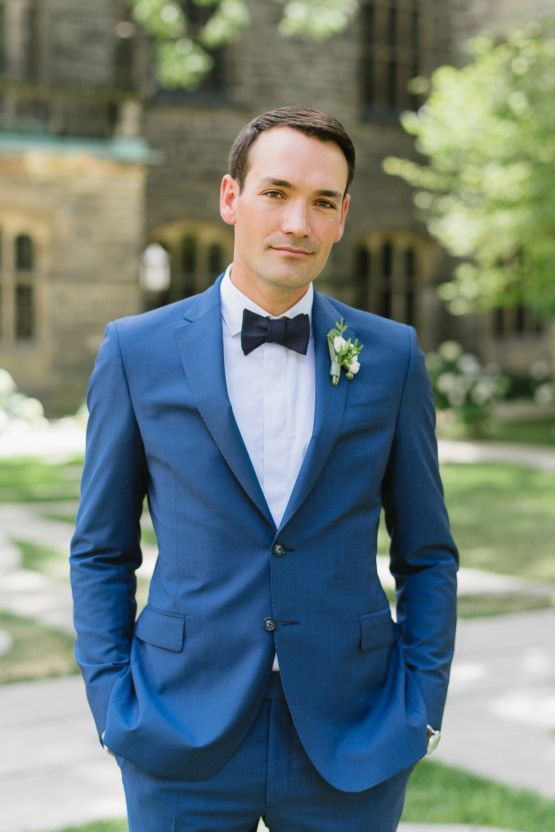 Elegant Toronto Wedding by Mango Studios