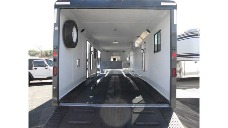 37 Best Enclosed Trailer Interiors Images On Pinterest