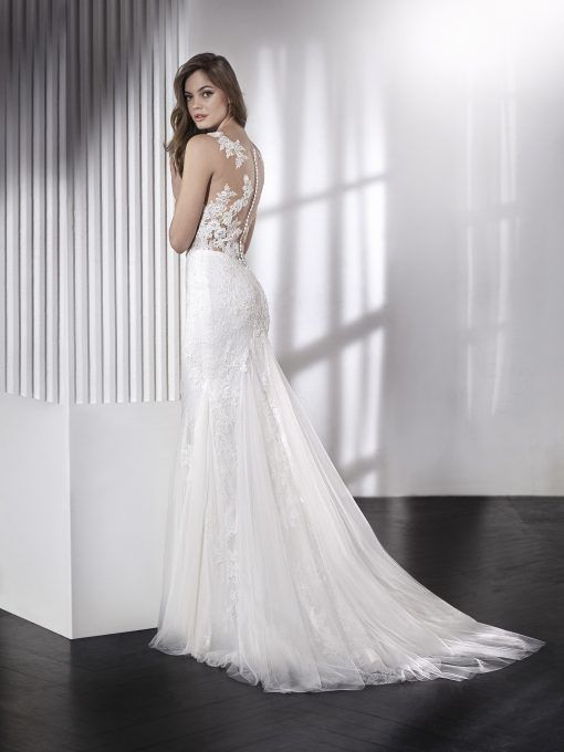 leone-san patrickpronovias collection-ivory whites | vestidos de