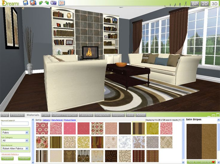 62 best home interior design software images on pinterest for Interior decorating software free