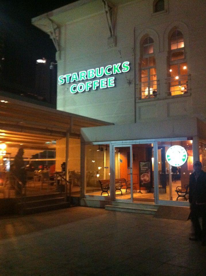 Starbucks in İstanbul, İstanbul