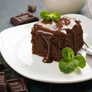 Шоколадно-кофейные пирож…