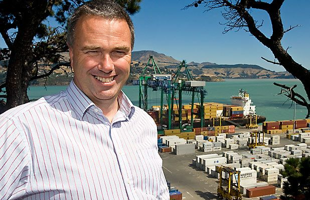$1b Lyttelton Port redevelopment planned. This should be a great boost to the local economy.