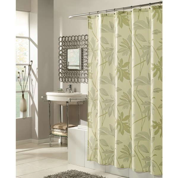 ... Shower Curtain - Bed Bath & Beyond: 72 Inch Shower, Shower Curtains
