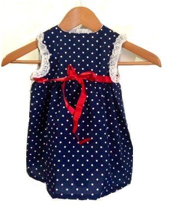 tutorial costura vestido niña patron gratis