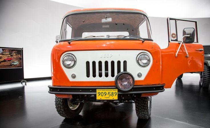 View Face Forward: Jeep FC150 Concept Is a Blend of Old and Older Photos from Car and Driver. Find high-resolution car images in our photo-gallery archive.