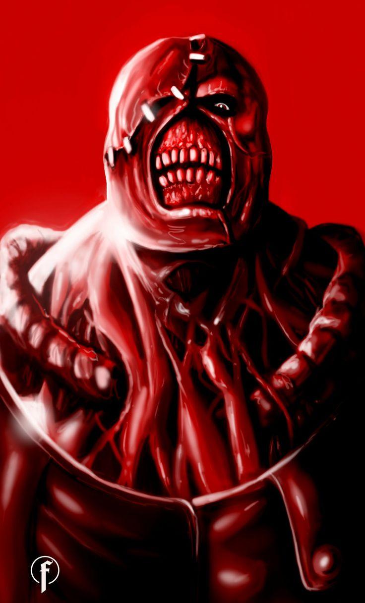 Resident Evil Nemesis by Riccardo-Fasoli