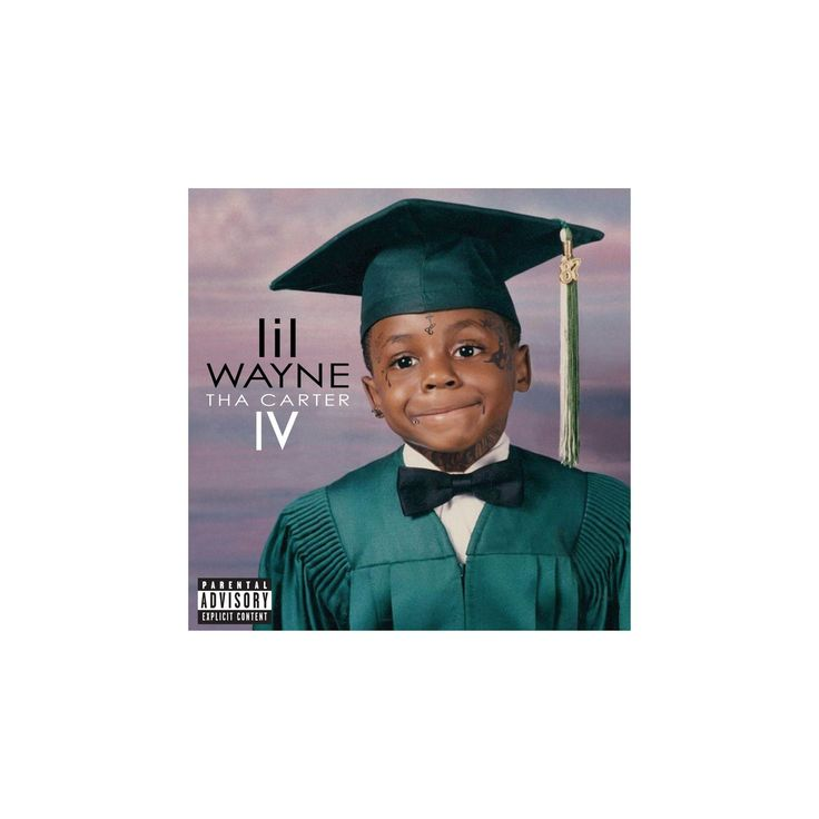 Lil Wayne - Tha Carter IV [Explicit Lyrics] (CD)