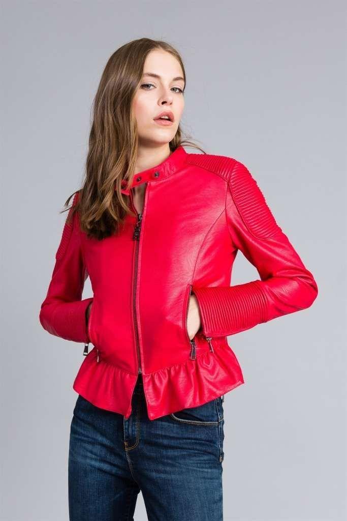 Abbigliamento In Pelle Autunno Inverno 2018 2019 Giacca In Pelle