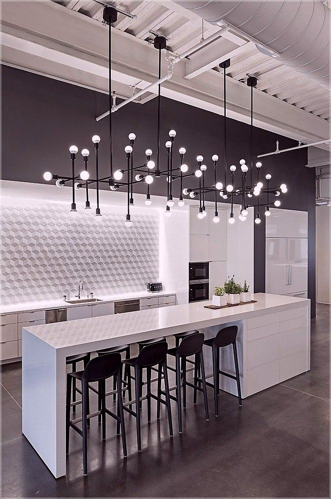 Kitchen Ceiling Lights Modern Design Refrigerator Placement Ideas Maple Cabinets