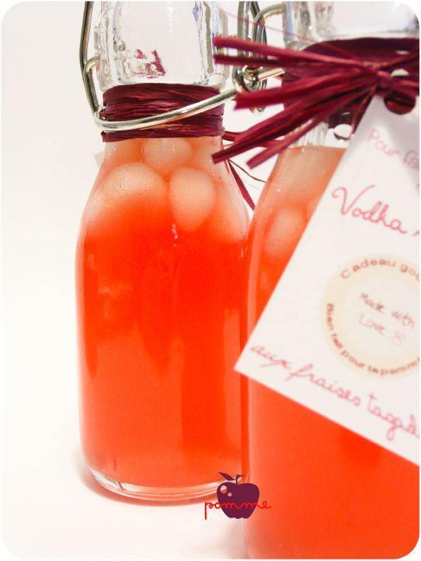 ..Cadeaux gourmands 2011 : Vodka tagada..