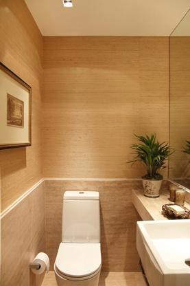 banheiro pequeno + bonito