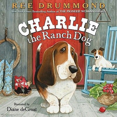 Did you know that Ree Drummond is a kids' author as well? Don't forget our event with her on April 30 at the Simms Auditorium, Albuquerque Academy campus!: Worth Reading, Ree Drummond, Dogs, Books Worth, Pioneer Woman, Charlie, Ranch Dog, Kid