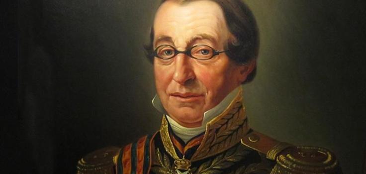 Op 17 februari 1830 benoemde koning Willem I Baron Andreas van den Bogaerde van Terbrugge tot gouverneur van Noord-Brabant. Hij stamde uit een oude Brugse familie die in het begin van de achttiende eeuw geadeld werd. Van den Bogaerde van Terbrugge kocht het middeleeuwse slot Kasteel Heeswijk en sleet daar zijn jaren als emeritus in werkzame rust. Hij trad op 14 mei 1842 af. Anton Joseph Lambert Borret volgde hem op.
