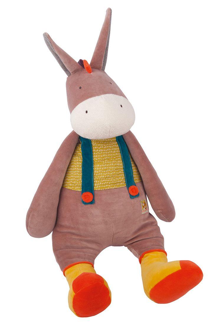 Large donkey doll
