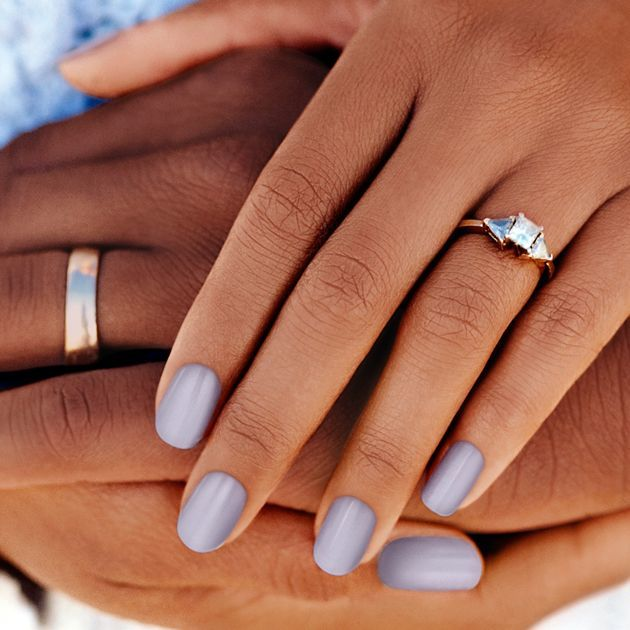 1000+ Images About Nail Polish And Engagement Rings! On
