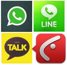 4 Best app chatting for android | Android Specification Reviews