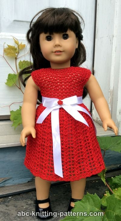 385 Best Patterns Images On Pinterest Crochet Doll Clothes