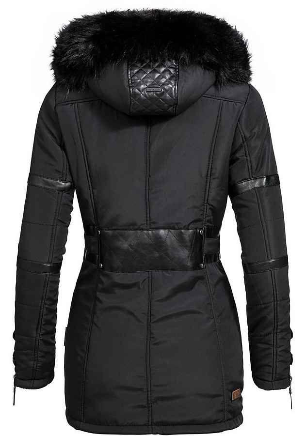 Naketano Prosexxo Iii Jacke Fur Damen Schwarz Winterjacke Damen Winterjacken Jacken