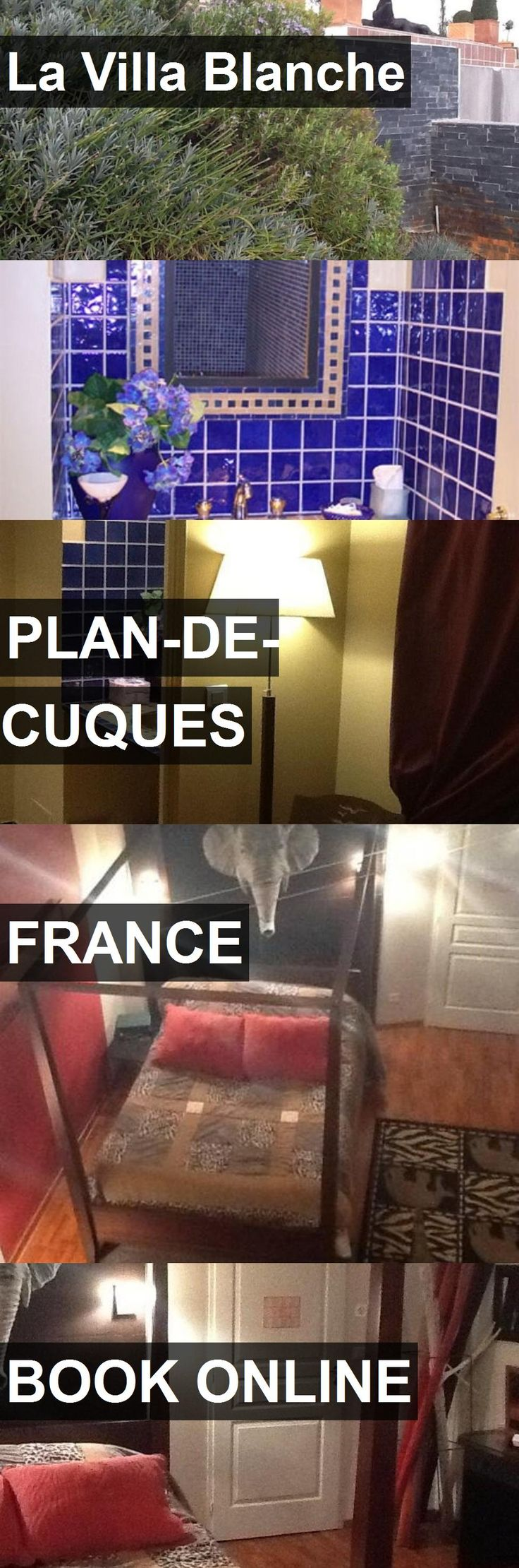 Hotel La Villa Blanche in Plan-de-Cuques, France. For more information, photos, reviews and best prices please follow the link. #France #Plan-de-Cuques #LaVillaBlanche #hotel #travel #vacation