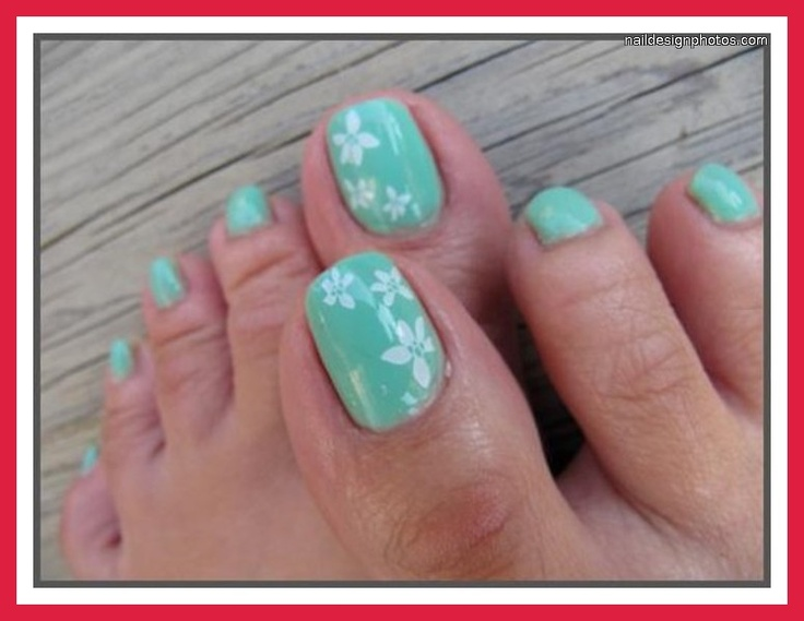 Image detail for -Designs Easy Nail Design Creative Pedicure Picture