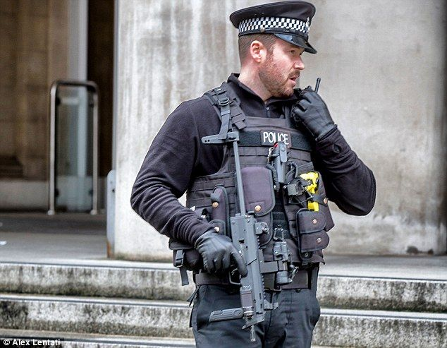 There are around 6,000 armed police officers currently available in England and Wales. The Home Office is providing £34 million to train more officers in the wake of the Paris attacks.