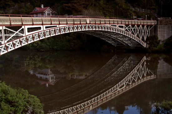 King's Bridge, Launceston, Tasmania