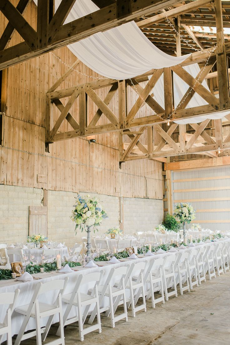 Historic and Intimate New Jersey Barn Wedding