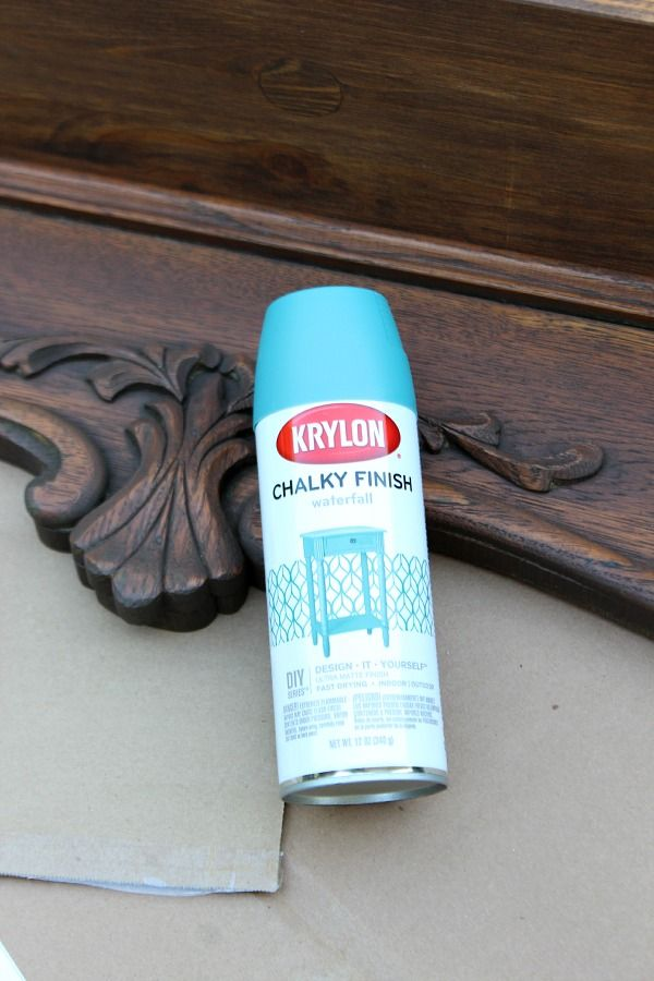 Shelf Paint and      Paint   Sprays Krylon releases air Chalky Spray Repurposed  with Repurposed max