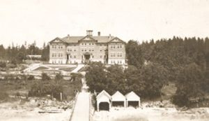 Kuper Island Indian Residential School history.