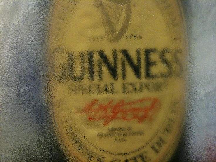 Guinness Special Export - Extra Stout - 8%