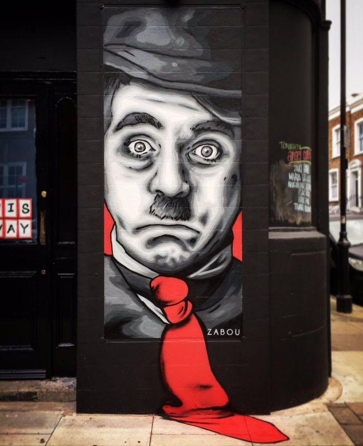 Zabou @Londra
