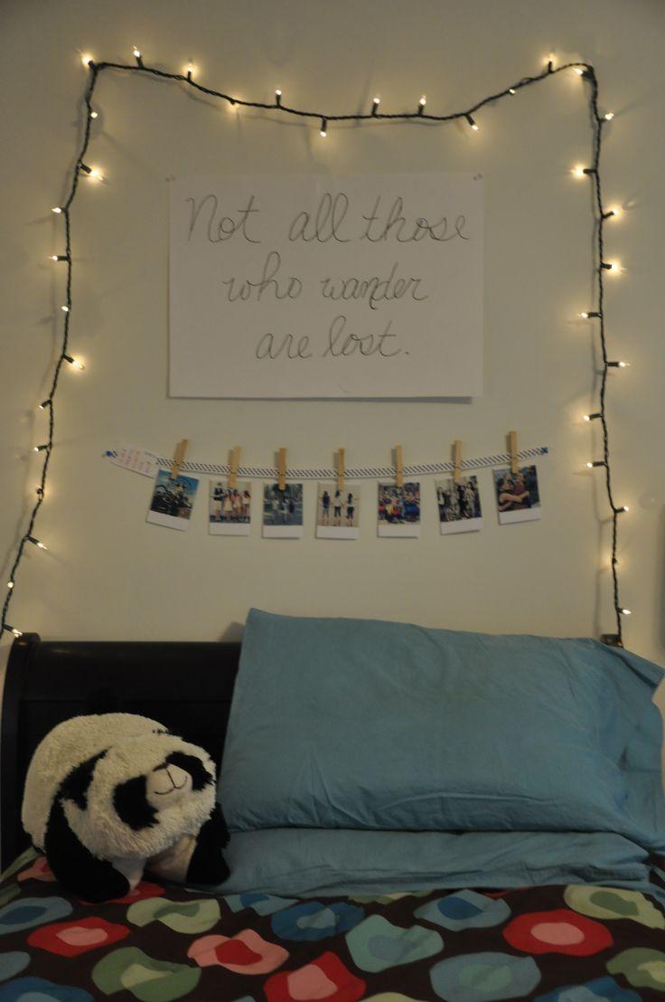 Teenage bedroom wall quotes tumblr - Teen Bedroom Quotes